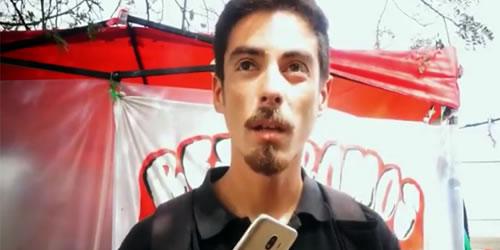 Alejandro Castro - pescador Quintero