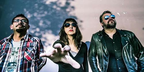Valeria Gallardo Trio -portada